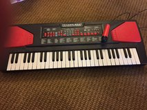 Keyboard with mic in Nellis AFB, Nevada