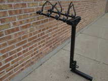 Thule 4 bike hitch rack, Model 956 in Glendale Heights, Illinois