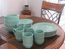5 piece dish set, 5 of each in Alamogordo, New Mexico