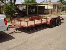 16` Utility Trailer 7000# Capacity in Alamogordo, New Mexico