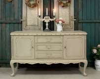 Fabulous Shabby Chic Sideboard Cabinet Buffet Unique Vintage Piece! in Ramstein, Germany