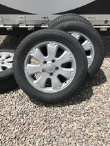 Toyota Tundra Tires and Rims in Alamogordo, New Mexico
