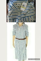 Belted dress nwt Size 4 in San Clemente, California