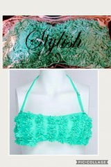 Nwt halter bikini top - LG in San Clemente, California