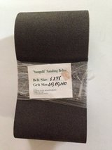"""Sungold Sanding Belts 6""""x48"""" in Glendale Heights, Illinois"""