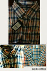 Nwt Mens Long Sleeve Plaid Shirt in San Clemente, California