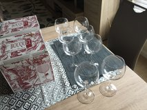 Bouquet Wine Glasses in Lackland AFB, Texas