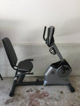 Golds Gym exercise bike in Kingwood, Texas