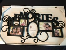 """NEW """"Memories"""" Collage Frame in Spring, Texas"""
