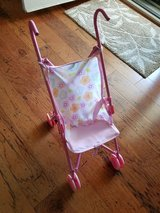 **REDUCED** Baby Doll Stroller w/ Feeding Accessories in Fort Campbell, Kentucky