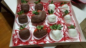 Dipped Strawberries -Basic Drizzle in Baytown, Texas