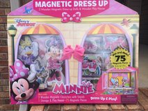 Minnie Mouse Magnetic Dress-Up New Unopened in Clarksville, Tennessee