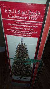 Christmas Tree - Cashmere in Cherry Point, North Carolina