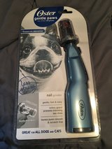 Oster cordless nail grinder New! Never opened in Alamogordo, New Mexico