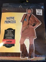 Native Princess Costume- Junior Small (3-5) in Kingwood, Texas