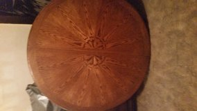 Table, oak in Oswego, Illinois
