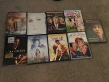 DVDs some not open others like new in Travis AFB, California
