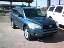 2007 TOYOTA RAV 4 4WD in Alamogordo, New Mexico