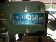 Jet VBS 350 Vertical Bandsaw in Spring, Texas
