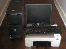Dell E310 computer w/ Dell 944 all-in-one printer in Fort Rucker, Alabama