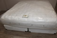 King Size Mattress (Stearns and Fosters) in Kingwood, Texas