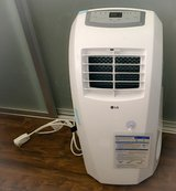 LG portable A/C 10000 btu manual in Pearl Harbor, Hawaii