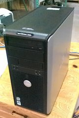 Dell Optiplex 755 tower, Core 2 Duo, 4 GB RAM, 320 GB HDD in Fort Lewis, Washington