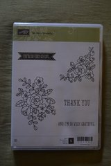 Stampin' Up! Clear Mount Stamps (Set 1 of 2) in Chicago, Illinois
