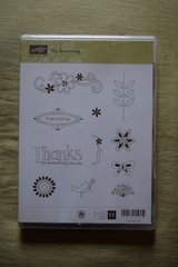 Stampin' Up! Clear Mount Stamps in Lockport, Illinois
