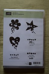 Stampin' Up! Clear Mount Stamps (Set 2 of 2) in Chicago, Illinois
