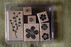 Stampin' Up! Wood Mount Stamps in Lockport, Illinois