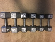 Dumbbell set in Vacaville, California