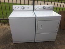 Maytag  washer and dryer set in Tomball, Texas