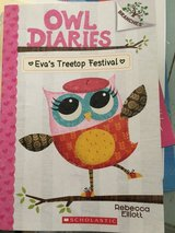 Owl Diaries in Vista, California
