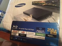 Samsung blue ray player in Chicago, Illinois