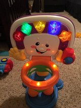 Fisher-Price Laugh & Learn Basketball Hoop in Kingwood, Texas