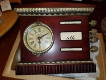 New / Seth Thomas Bankers Mantel Clock in Fort Campbell, Kentucky