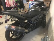 R6 Yamaha price negotiable Need to Sell in Vista, California