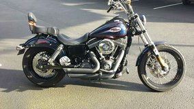 Newer Harley Wide Glide, Great Value! in Fort Lewis, Washington