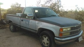 1992 Chevy Silverado in Los Angeles, California
