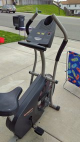 Exercise Fan Bike in Vacaville, California