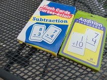 Flashcards Addition and Subtraction in Chicago, Illinois