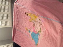 Disney Princess Full Comforter Set in Glendale Heights, Illinois