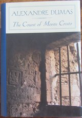 Alexandre Dumas: The Count of Monte Cristo Hardbound Like New in Ramstein, Germany