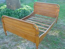 Gorgeous Antique Jenny Lind Bed! in Chicago, Illinois