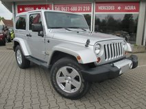 '12 Jeep Wrangler Sahara 4×4 in Ramstein, Germany