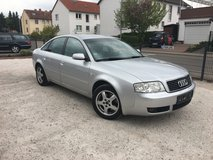 2002 Audi A6 V6 AUTOMATIC Leather, Heated Seats, A/C, New Service, New Tires, New TÜV!! in Ramstein, Germany