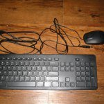 Dell USB Keyboard & Mouse *In New Condition* in Kingwood, Texas