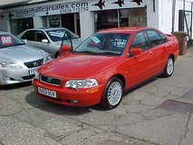 **STUNNING LOW MILEAGE VOLVO AUTOMATIC S40 ONLY 47K** AT MILDENHALL CAR SALES** in Lakenheath, UK
