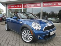 '12 MINI Cooper Roadster Cabrio S in Ramstein, Germany